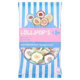 Carrefour Lollipop's Saveur Fruits 200 g