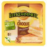 Leerdammer Le Croque 6 Sneetjes 150 g