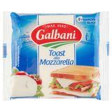 Galbani Toast alla Mozzarella 8 Stuks 150 g