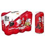 Jupiler Canettes 8 x 50 cl