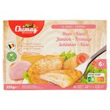 Chimay Sélection Jambon - Fromage 6 Crêpes 255 g