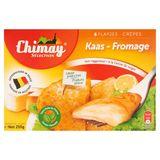 Chimay Sélection Fromage à la Farine de Seigle 6 Crêpes 255 g