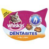 Dentabites Whiskas Kattensnack met Kip 40 g