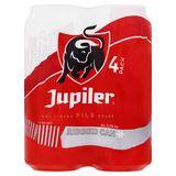 Jupiler Pils Belge Canettes 4 x 50 cl