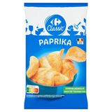Carrefour Chips Paprika 250 g