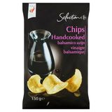 Carrefour Selection Chips Handcooked Vinaigre Balsamique 150 g