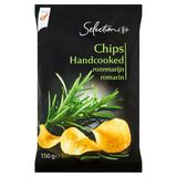Carrefour Selection Chips Handcooked Romarin 150 g