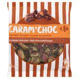Carrefour Caram' Choc Caramels Tendres Enrobage Chocolat 280 g