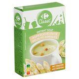 Carrefour Aspergevelouté met Korstjes 4 x 20 g