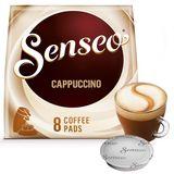 SENSEO Café Pads Cappuccino 8 Pièces