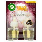 Air Wick Life Scents Elektrische Navulling Zalige Zomer Witte Bloemen Meloen Vanille 2 x 19 ml