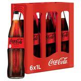 Coca-Cola Zero 6 x 1 L