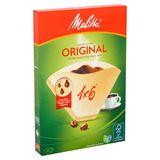 Melitta 1 x 6 Original Filtres à Café 40 Pièces