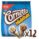 Cornetto Ola Ijs Multipack Chocolade - Vanille 12 x 28 ml