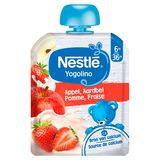 Nestlé Yogolino Appel Aardbei vanaf 6 Maanden 90 g