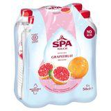 SPA TOUCH Grapefruit Gearomatiseerd Water Bruisend PET 6 x 50 cl