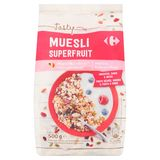 Carrefour Tasty Muesli Superfruit 500 g
