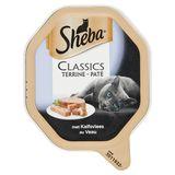 Aliment Chat Sheba Classics Barquette Terrine au Veau 85 g