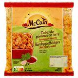 McCain Aardappelblokjes met Fijne Kruiden 400 g