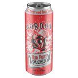 Gordon Red Fruit Xplosion Unlimited Edition XXXtra Red Fruit Beer Blik 50 cl