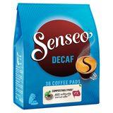 SENSEO® Café Pads Compostables* Decaf 36 Pièces
