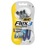 Bic Flex 3 Comfort Scheermes 3 Stuks