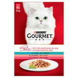 Gourmet Kat Mon Petit Vis 6 x 50 g