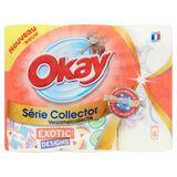 Okay Décor Collector Essuie-Tout 6 Rouleaux