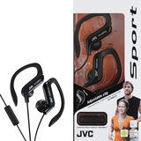 JVC HA-EBR25-E Hoofdtelefoon in-ear - Zwart