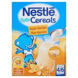 Nestlé® Baby Cereals Rijst-Vanille 6 Maanden 250 g