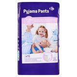 Carrefour Pyjama Pants 4-7 Jaar 17-30 kg 15 Stuks