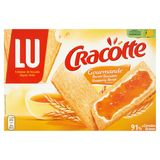 LU Cracotte Gourmande Recette Biscuitée 250 g