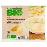 Carrefour Bio Puree 100% Aardappelen 450 g