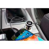 Auto-T Chargeur USB Voiture Noir