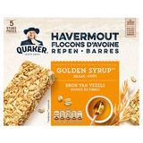 Quaker Havermoutrepen Honing 5 x 35 gr