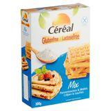 Céréal Glutenfree & Lactosefree Mix Pannenkoeken & Wafels 300 g