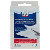 Carrefour Comfort Pleisters x 10