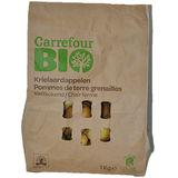 Carrefour Bio Pommes de Terre Grenailles Chair Ferme 1 kg