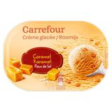 Carrefour Roomijs Karamel Fleur de Sel 500 g