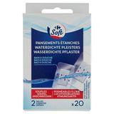 Carrefour Waterdichte Pleisters x 20