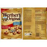 Werther's Original Bonbons Classiques à la Crème sans Sucre 70 g
