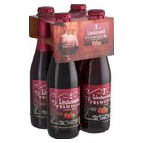 Lindemans Framboise Lambic Beer Pack 4 x 25 cl