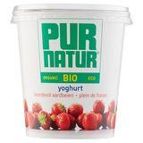 Pur Natur Bio Yoghurt Plein de Fraises 700 g
