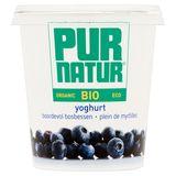 Pur Natur Bio Yoghurt Plein de Myrtilles 700 g