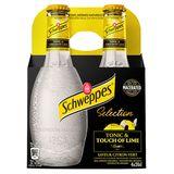 Schweppes Premium Mixer Tonic Original 4 x 20 cl