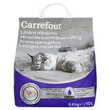 Carrefour Minerale Kattenbakvulling Klontervormend 6.6 kg