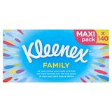 Kleenex Family Maxi Pack 140 Stuks