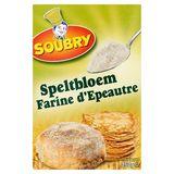 Soubry Farine d'Épeautre 750 g
