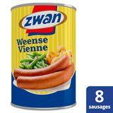 Zwan  Worst  weense Snack 420 g