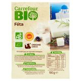 Carrefour Bio Féta 180 g